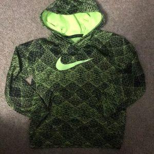 Boys dry fit hoodie
